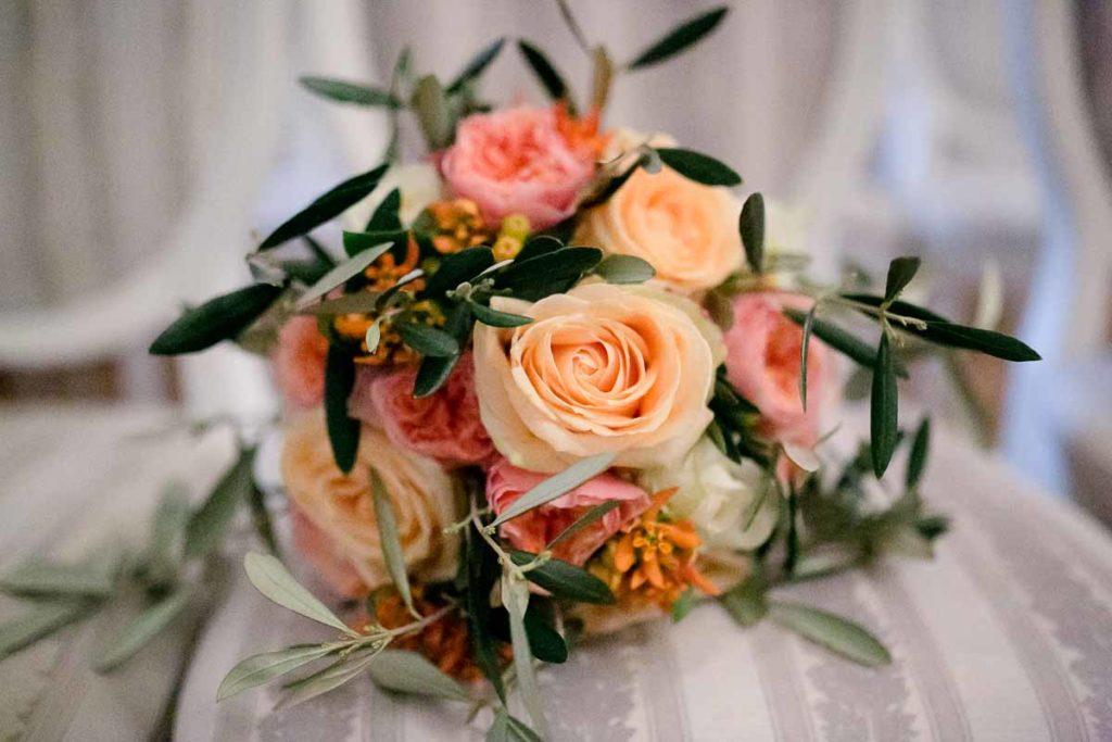 Brautstrauß, Hochzeit im Kurhaus Bad Tölz